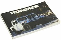 H1 Owners Manual 1998