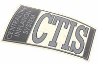 Aufkleber CTIS einteilige Stahlfelge