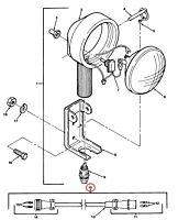 Kabel für Handscheinwerfer