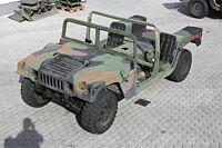 Projektfahrzeug M998