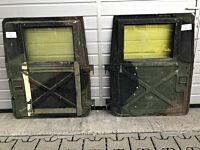 1 Paar vordere X-Doors (rechts & links) für HMMWV